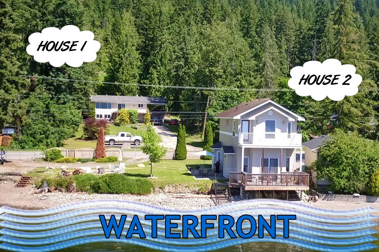 Photo 1: Photos: 2022 Eagle Bay Road: Blind Bay House for sale (South Shuswap)  : MLS®# 10202297