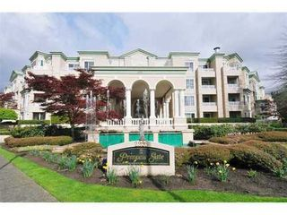 Photo 1: 207 2995 PRINCESS Crescent in Coquitlam: Canyon Springs Home for sale ()  : MLS®# V946870