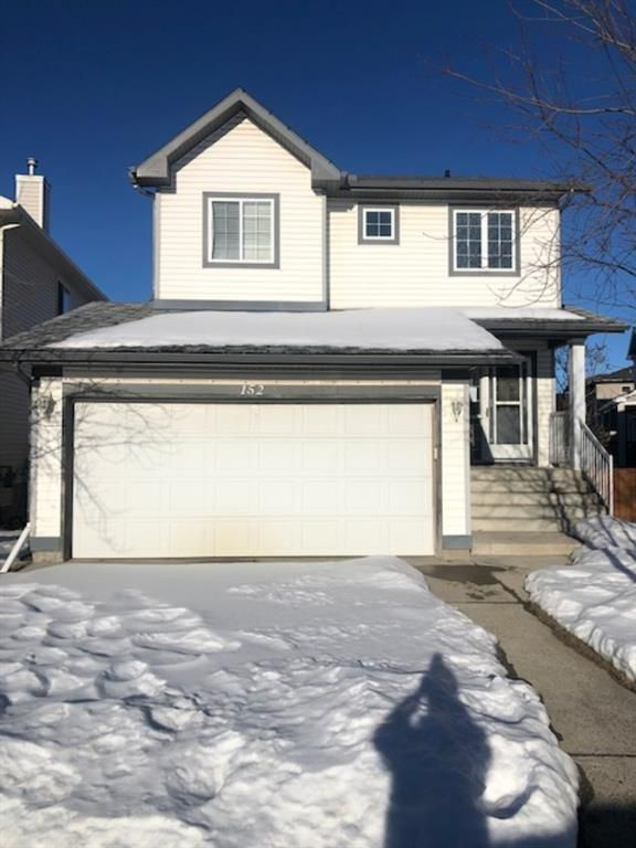 Main Photo: 152 Creek Gardens Place NW: Airdrie Detached for sale : MLS®# A1066204
