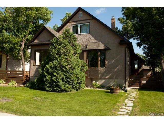 Main Photo: 20 Stranmillis Avenue in WINNIPEG: St Vital Residential for sale (South East Winnipeg)  : MLS®# 1416414