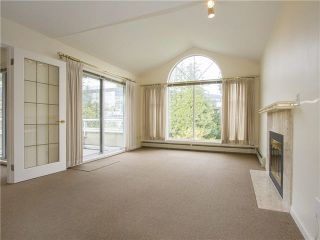 """Photo 2: 21 2130 MARINE Drive in West Vancouver: Dundarave Condo for sale in """"Lincoln Gardens"""" : MLS®# V1115405"""