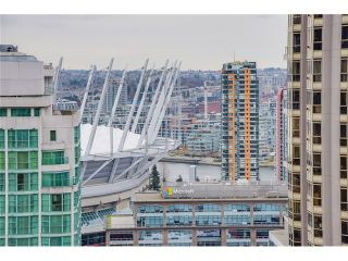 "Photo 11: 2207 833 HOMER Street in Vancouver: Downtown VW Condo for sale in ""ATELIER"" (Vancouver West)  : MLS®# V1056751"