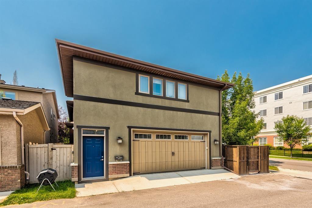 Main Photo: 5502 Henwood Street SW in Calgary: Garrison Green Detached for sale : MLS®# A1147829