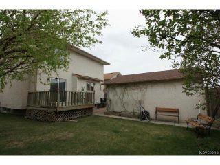 Photo 13: 40 Lonergan Place in WINNIPEG: Windsor Park / Southdale / Island Lakes Residential for sale (South East Winnipeg)  : MLS®# 1512356