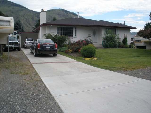 Main Photo: 2597 Tupela Drive in Kamloops: Westsyde House for sale : MLS®# 117113