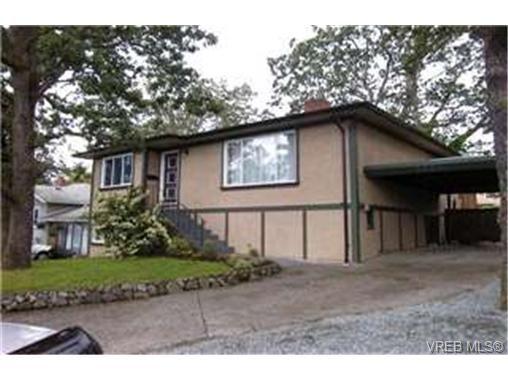 Main Photo:  in VICTORIA: SE Quadra House for sale (Saanich East)  : MLS®# 400536
