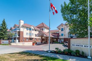 Photo 2: 2229 1818 Simcoe Boulevard SW in Calgary: Signal Hill Apartment for sale : MLS®# A1136938