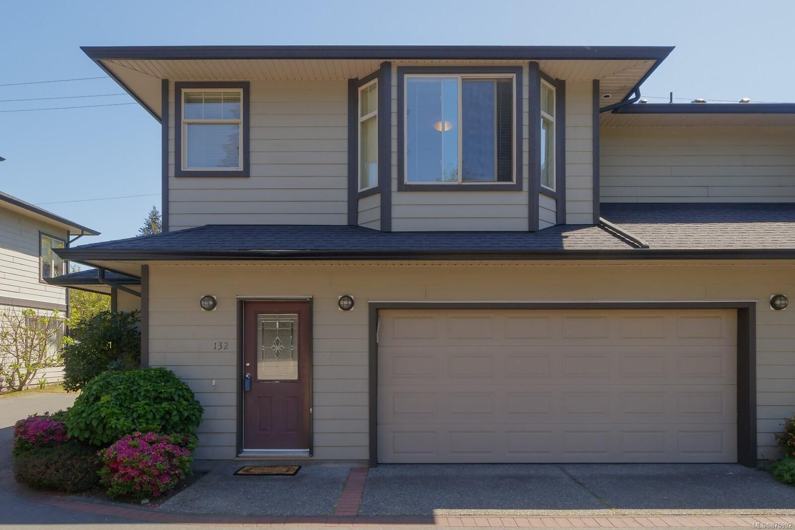 Main Photo: 132 710 Massie Dr in : La Langford Proper Row/Townhouse for sale (Langford)  : MLS®# 875992