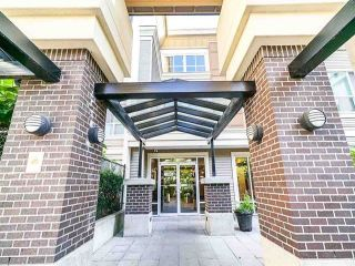 """Photo 2: 107 9655 KING GEORGE Boulevard in Surrey: Whalley Condo for sale in """"The Gruv"""" (North Surrey)  : MLS®# R2560249"""