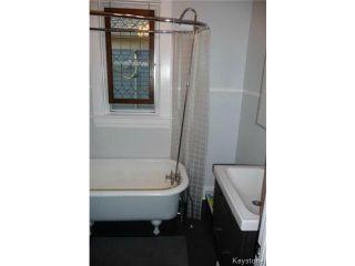 Photo 14: 634 Sherburn Street in WINNIPEG: West End / Wolseley Residential for sale (West Winnipeg)  : MLS®# 1319193