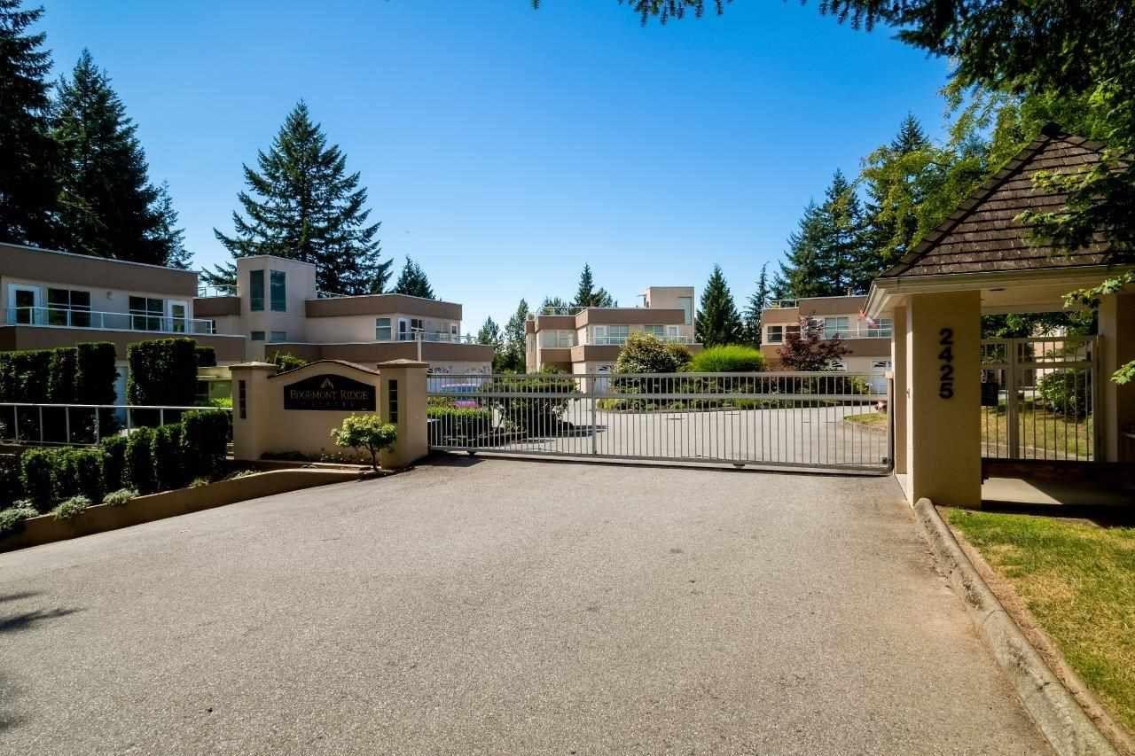 """Main Photo: 5 2425 EDGEMONT Boulevard in North Vancouver: Hamilton Condo for sale in """"Edgemont Ridge Estates"""" : MLS®# R2265044"""