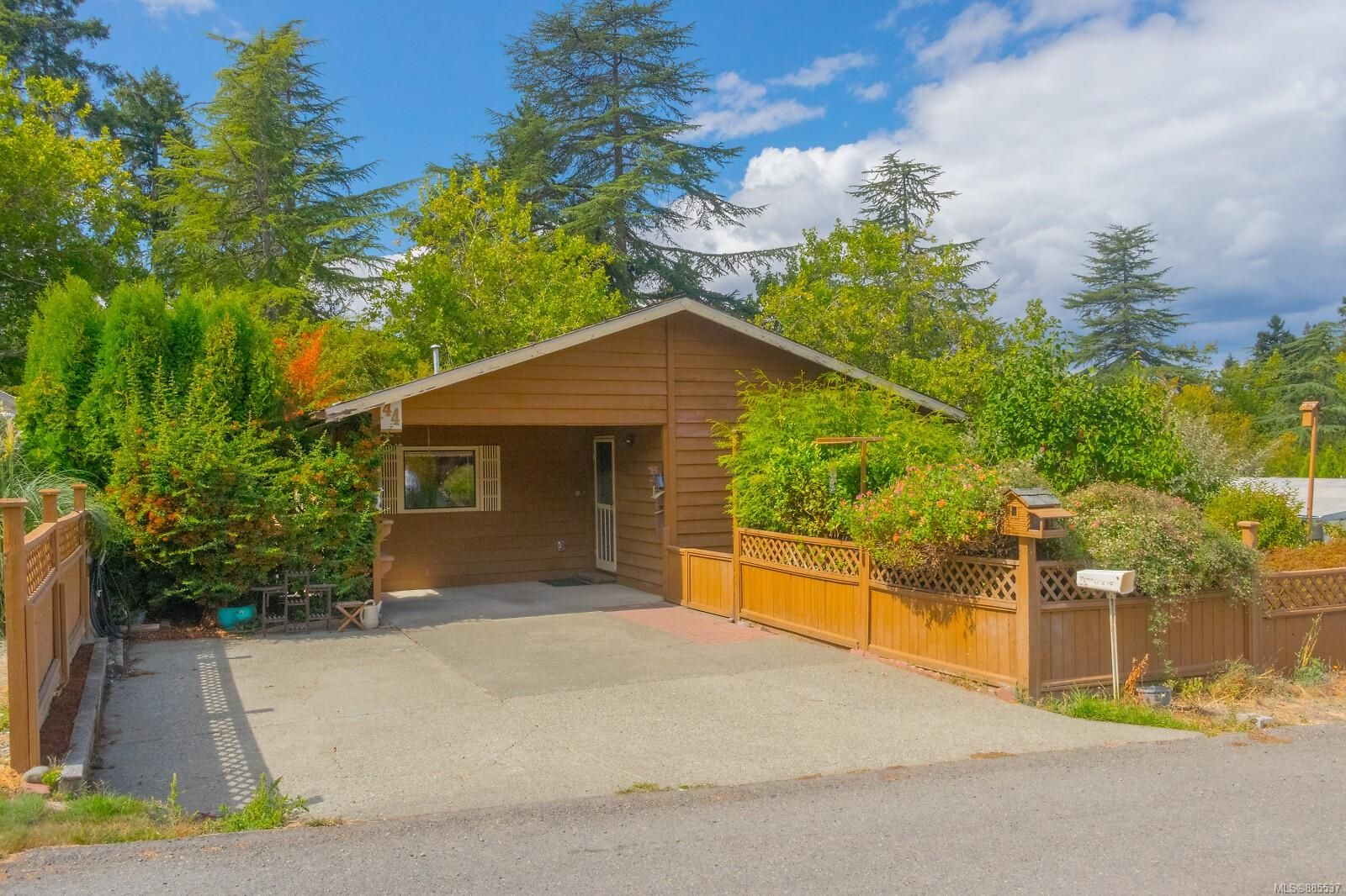 Main Photo: 44 1265 Cherry Point Rd in : ML Cobble Hill Manufactured Home for sale (Malahat & Area)  : MLS®# 885537