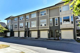 Main Photo: 124 7938 209 Street in Langley: Willoughby Heights Townhouse for sale : MLS®# R2102760