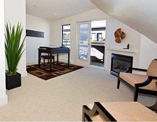 """Photo 7: 1423 W 11TH Avenue in Vancouver: Fairview VW Townhouse for sale in """"1425 W 11TH"""" (Vancouver West)  : MLS®# V667630"""