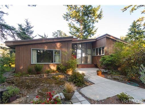 Main Photo: 4583 Leyns Rd in VICTORIA: SE Gordon Head House for sale (Saanich East)  : MLS®# 703298