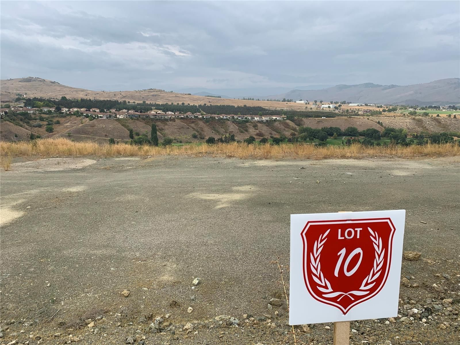 Main Photo: #Lot 10 950 Mt. Griffin Road, in Vernon: Vacant Land for sale : MLS®# 10241022