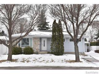 Photo 1: 1809 12TH Avenue North in Regina: Uplands Single Family Dwelling for sale (Regina Area 01)  : MLS®# 562305