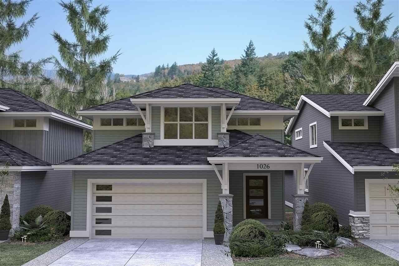 Main Photo: LOT 7 ASPEN LANE: Harrison Hot Springs House for sale : MLS®# R2168566