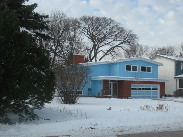 Main Photo: 49 D'arcy Drive in WINNIPEG: Fort Garry / Whyte Ridge / St Norbert Residential for sale (South Winnipeg)  : MLS®# 1301312