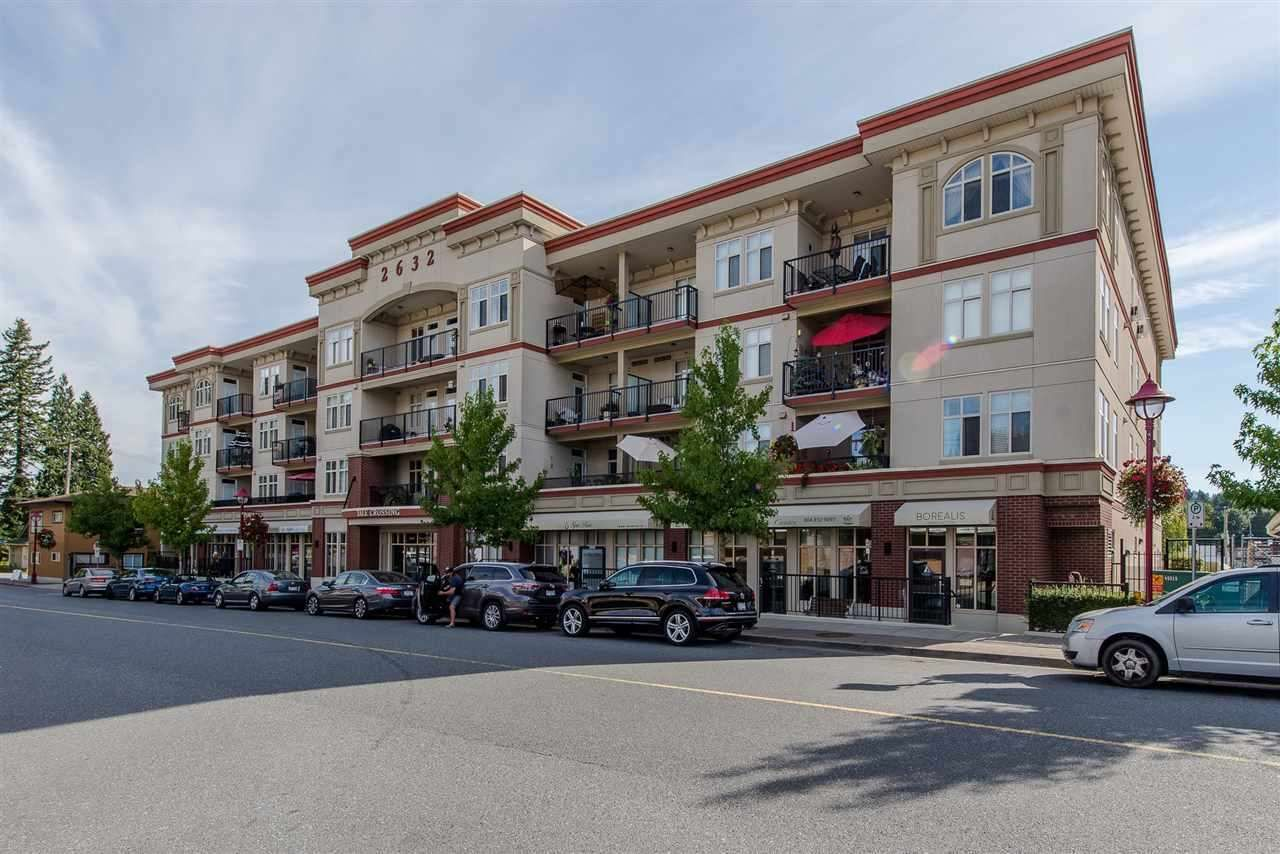 """Main Photo: 316 2632 PAULINE Street in Abbotsford: Central Abbotsford Condo for sale in """"Yale Crossing"""" : MLS®# R2335614"""