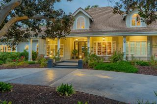 Photo 2: RANCHO SANTA FE House for sale : 6 bedrooms : 7012 Rancho La Cima Drive
