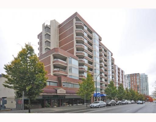 """Main Photo: 908 1330 HORNBY Street in Vancouver: Downtown VW Condo for sale in """"HORNBY COURT"""" (Vancouver West)  : MLS®# V802458"""