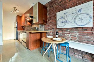 """Photo 14: 204 1230 HAMILTON Street in Vancouver: Yaletown Condo for sale in """"THE COOPERAGE"""" (Vancouver West)  : MLS®# R2549610"""