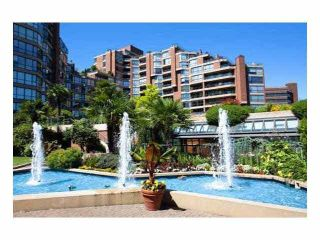 """Photo 1: 704 1450 PENNYFARTHING Drive in Vancouver: False Creek Condo for sale in """"Harbour Cove"""" (Vancouver West)  : MLS®# V1103725"""