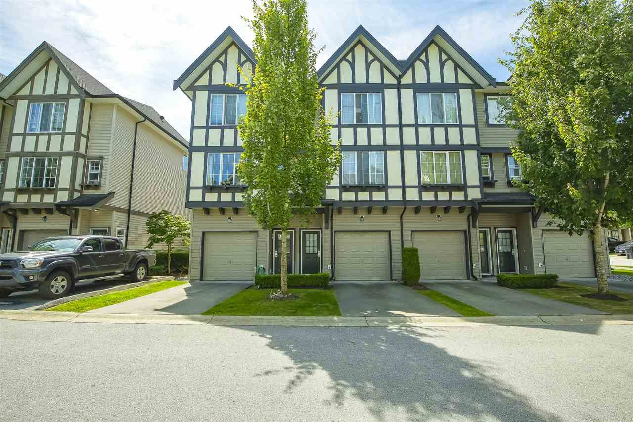 "Main Photo: 87 20875 80 Avenue in Langley: Willoughby Heights Townhouse for sale in ""Pepperwood"" : MLS®# R2478565"