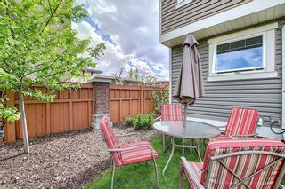 Photo 31: 224 CRANBERRY Park SE in Calgary: Cranston Row/Townhouse for sale : MLS®# C4299490