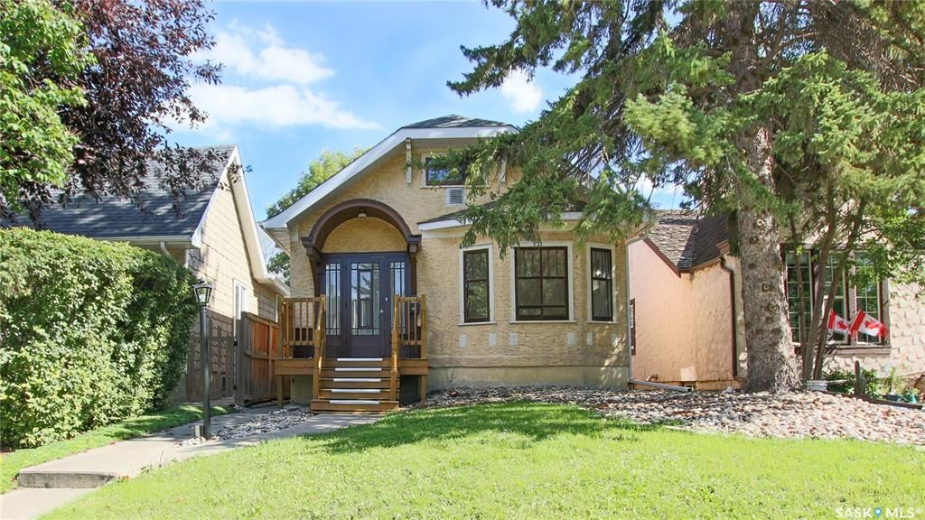 Main Photo: 3351 ANGUS Street in Regina: Lakeview RG Residential for sale : MLS®# SK870184