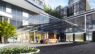 """Photo 2: 2702 1283 HOWE Street in Vancouver: Downtown VW Condo for sale in """"Tate"""" (Vancouver West)  : MLS®# R2276391"""