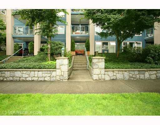 Main Photo: 103 1190 Eastwood St in Coquitlam: Condo for sale : MLS®# V749588