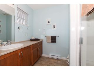 "Photo 13: 11 32501 FRASER Crescent in Mission: Mission BC Townhouse for sale in ""FRASER LANDING"" : MLS®# F1432563"