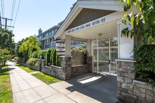 "Photo 18: 22 222 TENTH Street in New Westminster: Uptown NW Townhouse for sale in ""COBBLESTONE WALK"" : MLS®# R2096784"