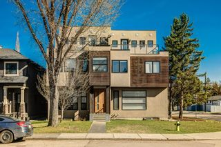 Main Photo: 2804 4 Avenue NW in Calgary: West Hillhurst Semi Detached for sale : MLS®# A1100051