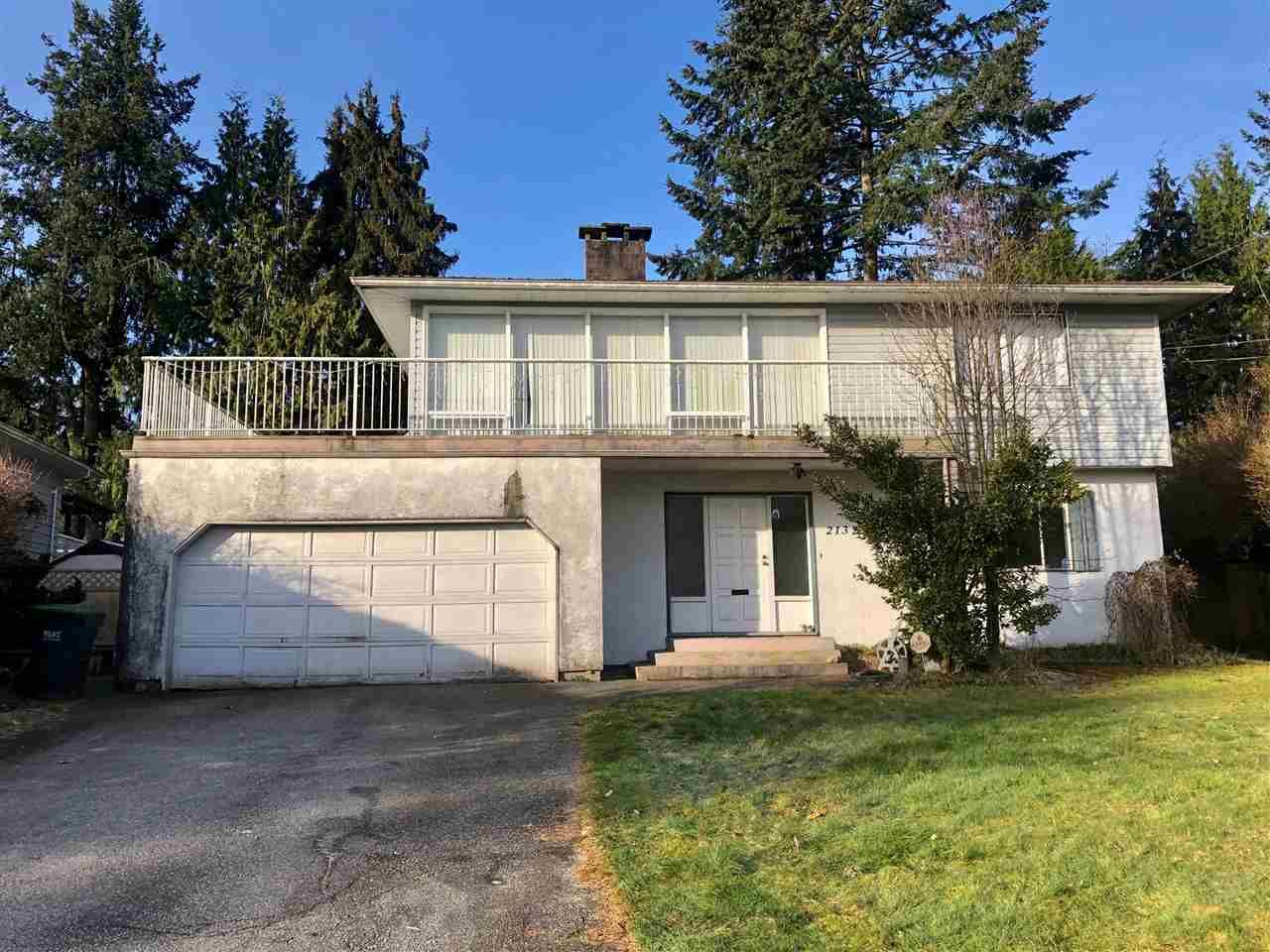 Main Photo: 2132 ANITA Drive in Port Coquitlam: Mary Hill House for sale : MLS®# R2551778