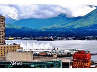 """Photo 1: 2706 668 CITADEL PARADE in Vancouver: Downtown VW Condo for sale in """"SPECTRUM"""" (Vancouver West)  : MLS®# R2000257"""