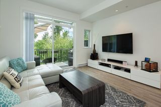 "Photo 2: 45 2380 RANGER Lane in Port Coquitlam: Riverwood Townhouse for sale in ""FREMONT INDIGO"" : MLS®# R2332598"