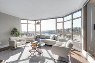 """Photo 2: 1405 1327 E KEITH Road in North Vancouver: Lynnmour Condo for sale in """"CARLTON AT THE CLUB"""" : MLS®# R2625739"""