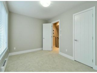 """Photo 11: 1810 E PENDER Street in Vancouver: Hastings Townhouse for sale in """"AZALEA HOMES"""" (Vancouver East)  : MLS®# V1051694"""