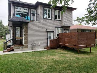 Photo 49: 7604 104 Avenue in Edmonton: Zone 19 House Half Duplex for sale : MLS®# E4261293