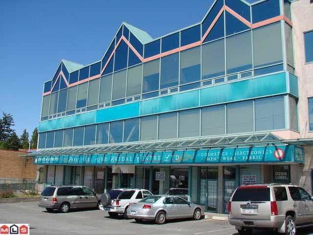 Main Photo: 207 9288 120 Street in Surrey: Queen Mary Park Surrey Office for lease : MLS®# C8039035