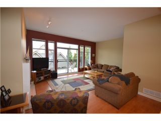 """Photo 7: 19 910 FORT FRASER RISE in Port Coquitlam: Citadel PQ Townhouse for sale in """"SIENNA RIDGE"""" : MLS®# V987337"""
