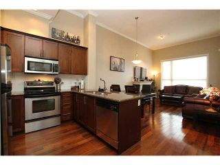 """Photo 5: 407 2627 SHAUGHNESSY Street in Port Coquitlam: Central Pt Coquitlam Condo for sale in """"VILLAGIO"""" : MLS®# V1076806"""