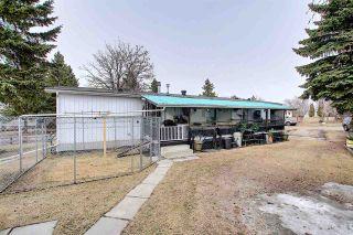 Photo 25: 8 QUARRY Crescent in Edmonton: Zone 42 Mobile for sale : MLS®# E4236380