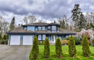 "Photo 1: 8097 149 Street in Surrey: Bear Creek Green Timbers House for sale in ""MORNINGSIDE ESTATES"" : MLS®# R2156047"