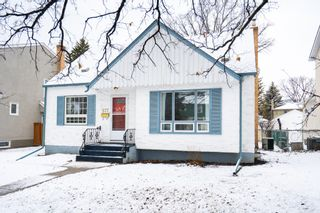 Photo 1: 577 Southwest Montrose Street in Winnipeg: River Heights House for sale (1D)  : MLS®#  1908766