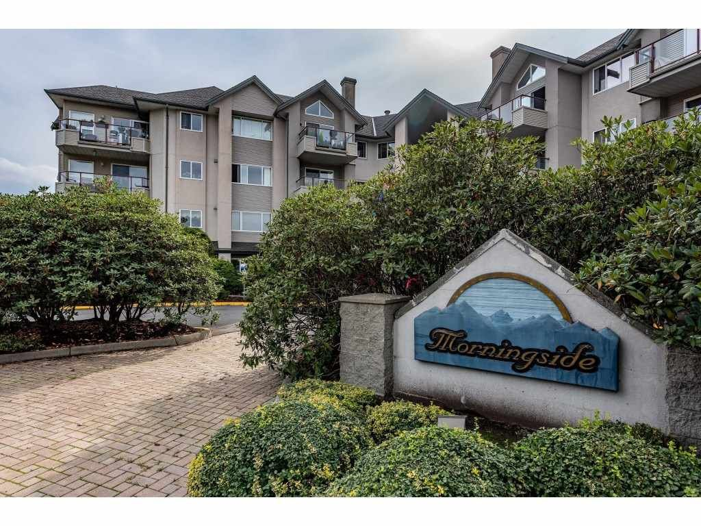 Main Photo: 409 45520 KNIGHT ROAD in Chilliwack: Sardis West Vedder Rd Condo for sale (Sardis)  : MLS®# R2434235