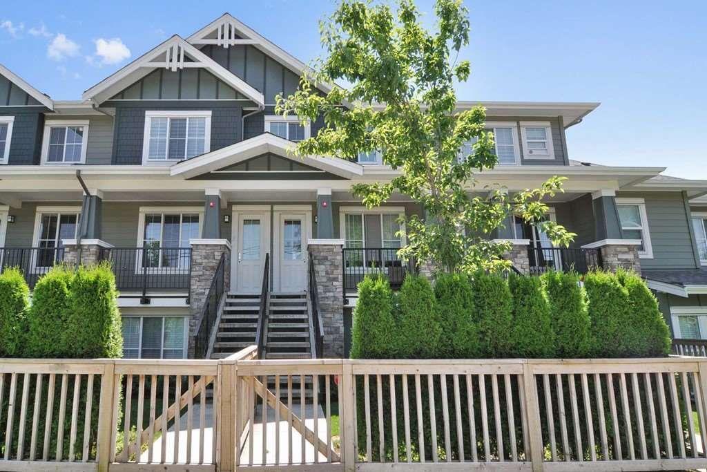 "Main Photo: 43 2138 SALISBURY Avenue in Port Coquitlam: Glenwood PQ Townhouse for sale in ""SALISBURY LANE"" : MLS®# R2193181"